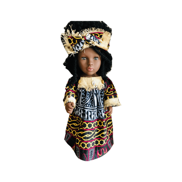 Jengue Doll in Kaba Toghu-Ndouop